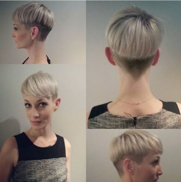 Cute, Easy Short Hairstyle