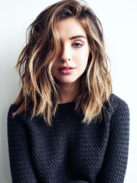 Fabulous 10 Easy Everyday Hairstyle For Shoulder Length Hair 2017 Hairstyle Inspiration Daily Dogsangcom