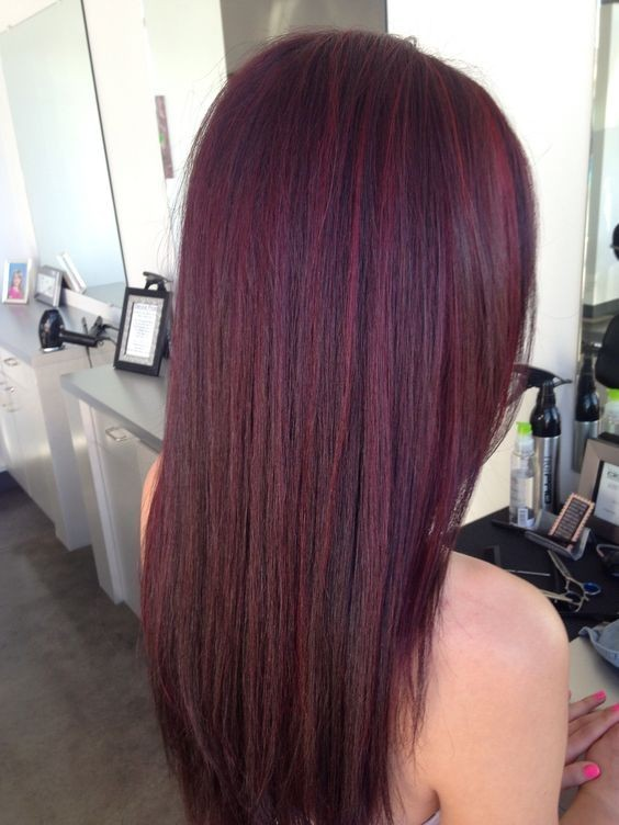 10 Mahogany Hair Color Ideas Ombre Balayage Hairstyles 2020
