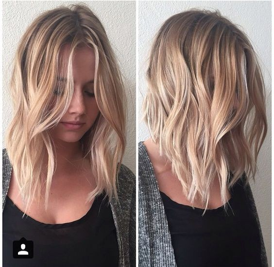 Magnificent 10 Easy Everyday Hairstyle For Shoulder Length Hair 2017 Hairstyle Inspiration Daily Dogsangcom