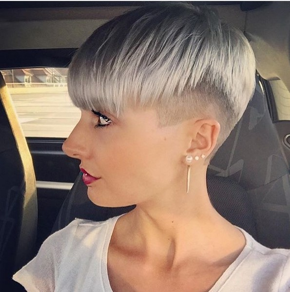 10 Trendy Bowl Cuts And Styles Very Short Hairstyle Ideas 2021