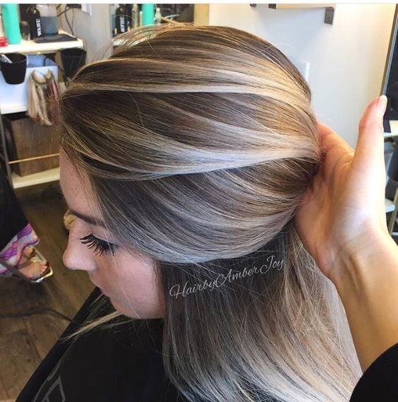 10 Stylish Blonde Balayage Color Hair Color Ideas 2018