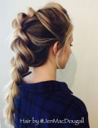 Beautiful Braided Hairstyle for Long Hair - Stylish Long Hairstyles