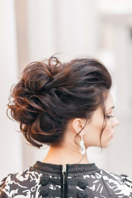 10 ziemlich chaotisch Hochsteckfrisuren für langes Haar