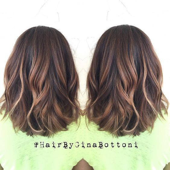 Excellent Shoulder Length Hairstyles 2017 Best Hairstyles 2017 Hairstyle Inspiration Daily Dogsangcom