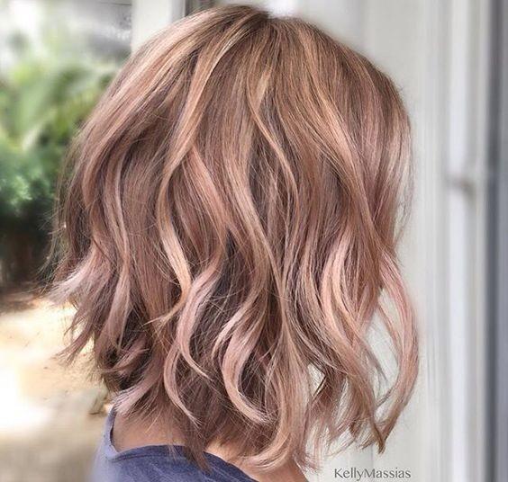 Fantastic 10 Balayage Hairstyles For Shoulder Length Hair Medium Haircut 2017 Hairstyle Inspiration Daily Dogsangcom