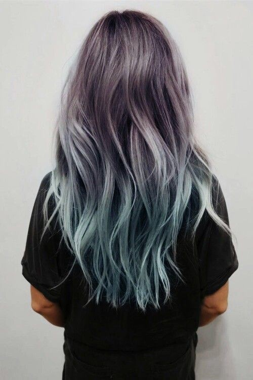 Dip Dye Hair Color Ideas - Five Gorgeous Pastel Hair Colors