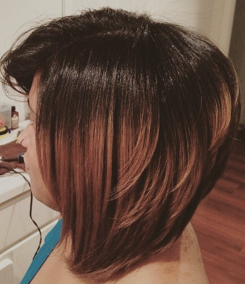 22 Stylish Styles For Inverted Bobs 2020
