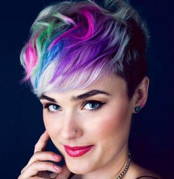 Pleasing 10 Adorable Short Hairstyle Ideas 2017 Haircuts For Women Short Hair Hairstyles For Women Draintrainus
