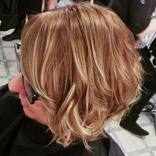 20 erstaunliche kurze Balayage Frisuren