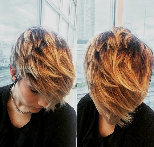 20 Balayage Haircuts for Your Short Hair