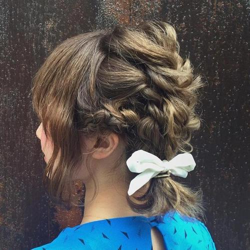 20 Fancy Ways to Upgrade Your Short Hair