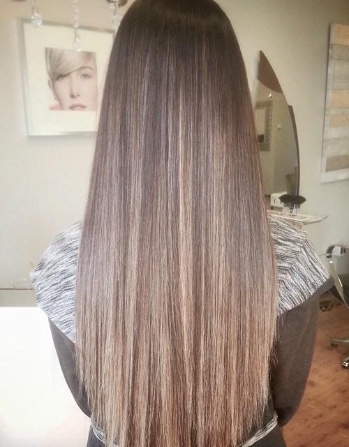 20 beste Möglichkeiten, um braunes Haar zu tragen