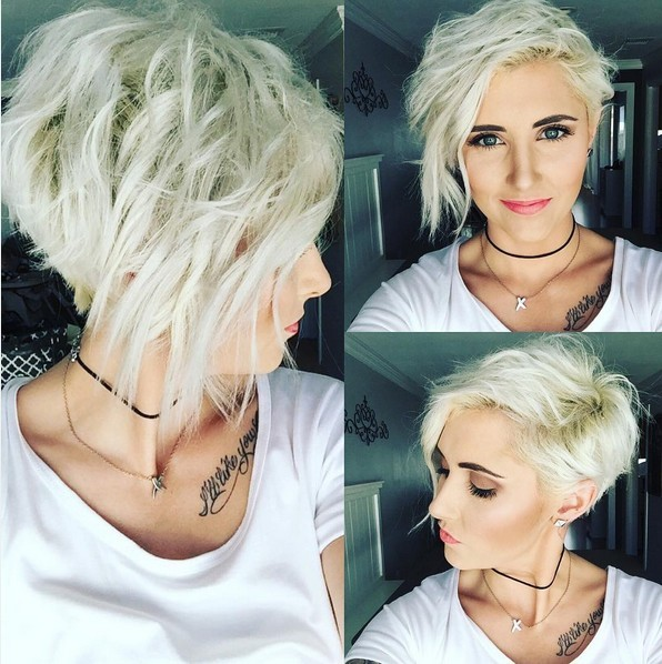 asymmetrical-messy-layered-short-haircuts-for-2017-light-blonde-short-hair