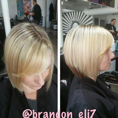 22 stilvolle Lob Haircuts für einen neuen Stil
