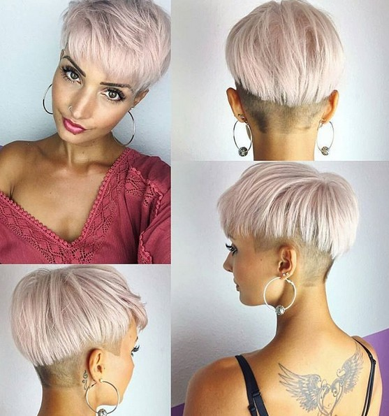 Cute Straight Short Haircut Ideas 2017 Hairstyles