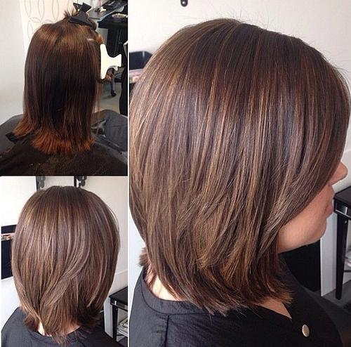 Phenomenal 22 Stylish Lob Haircuts For A New Style Shoulder Lenght Hair Hairstyles For Women Draintrainus