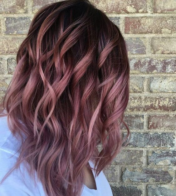21 Pretty Medium Length Hairstyles 2017