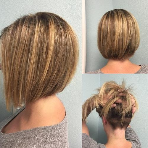 Light Colored Bob
