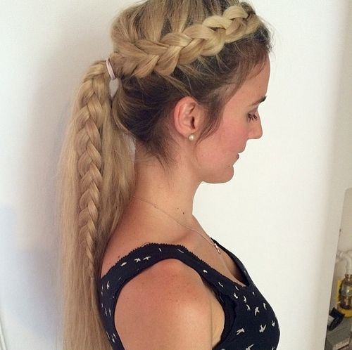Sassy Braided Hair