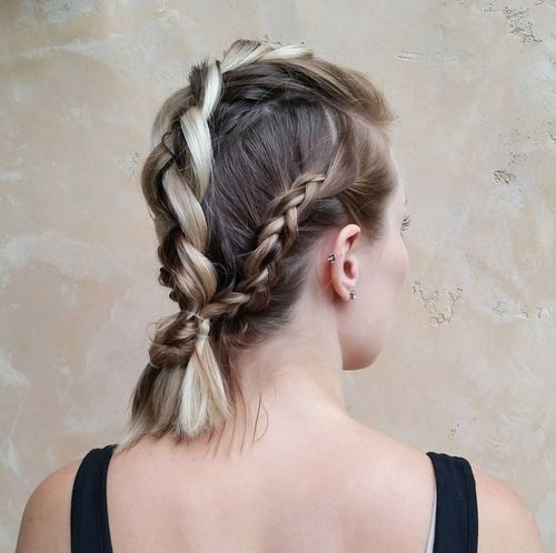 Short Ponytail