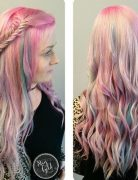 19 pink hairstyles to rock your spring 15