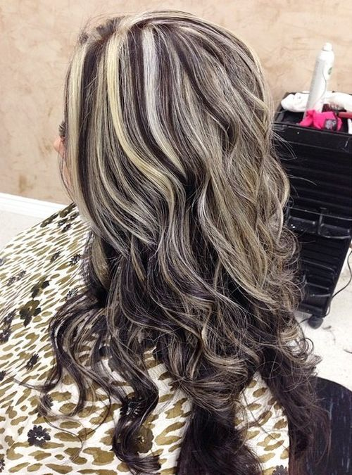 20 Stylish Designs To Have Silver And White Hair 2020