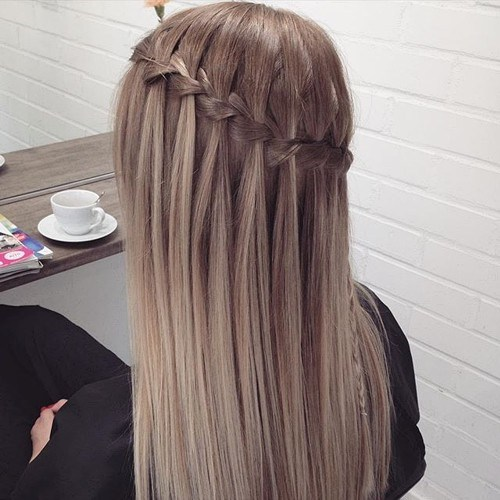 Incredible 20 Lovely Hairstyle Ideas For Girls Wonderful Hairstyles 2017 Hairstyle Inspiration Daily Dogsangcom