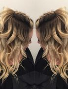 20 lovely romantic hairstyles for girls 2