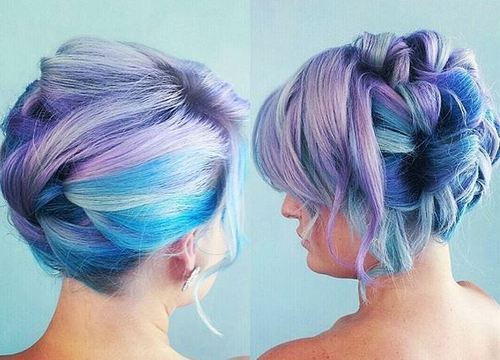 20 Stylish Striking Blue Hairstyles 2019