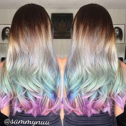 20 Stylish Striking Blue Hairstyles 2020