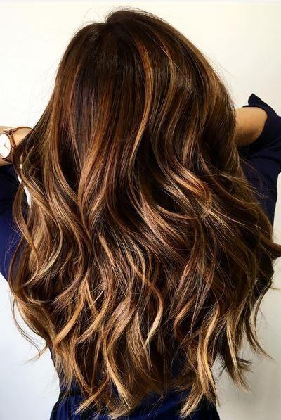 balayage-layered-welly-frisur-long-haircuts-2017-blond-und-zimt-balayage-for-chocolate-brown-hair
