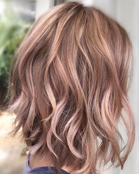 balayage-wavy-lob-hairstyles-pastel-hair-color-ideas-2017