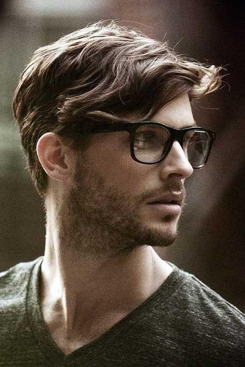 Casual Medium Long Hair Styles For Men Popular Haircuts
