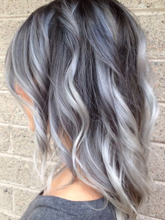 grey-balayage-hair-styles-pastel-hair-color-ideas-2017