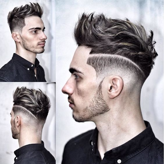 Latest Trends In Mens Hairstyles 2017 Popular Haircuts