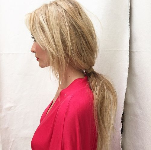 Low Ponytail