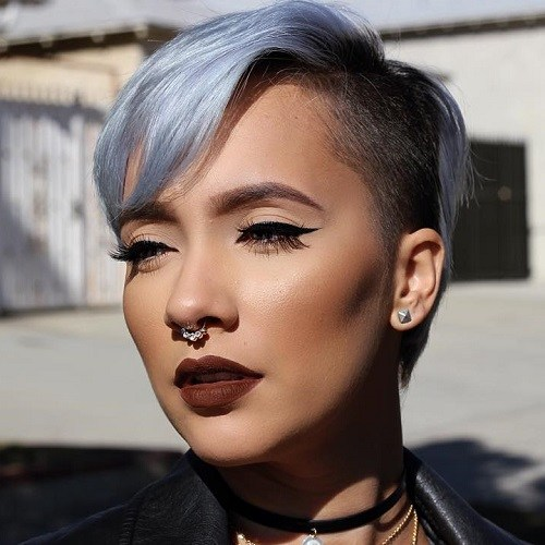 22 Best Colorful Ways To Enhance Your Pixie Haircut 2019