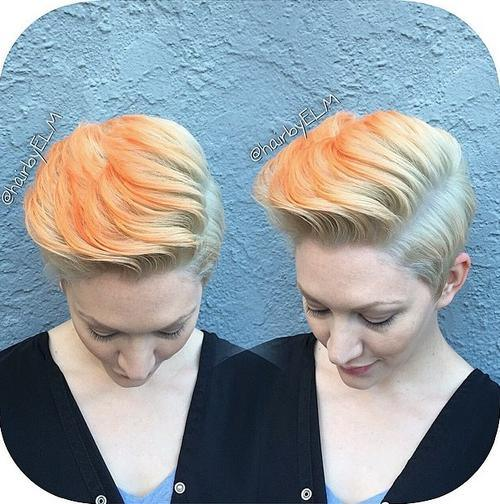 Platinum and Copper Pixie