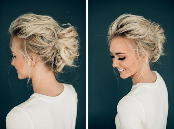 pretty-messy-updo-hairstyle-casual-everyday-hairstyle-for-women-2017
