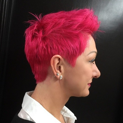 22 Best Colorful Ways To Enhance Your Pixie Haircuts 2020