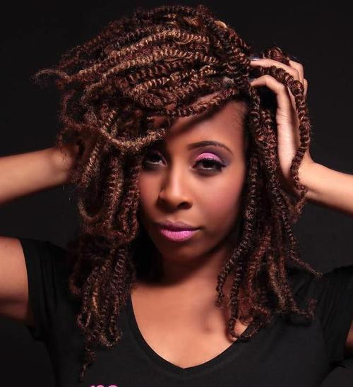 19 Amazing Twisted Braid Hairstyle Ideas African American