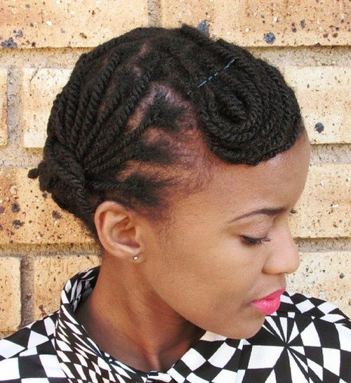 19 Funny Twisted Hairstyles