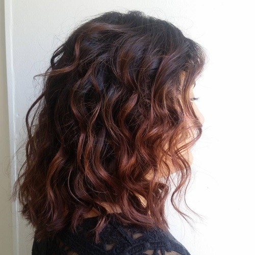 20 Gourgeous Mahogany Hairstyles Hair Color Ideas For