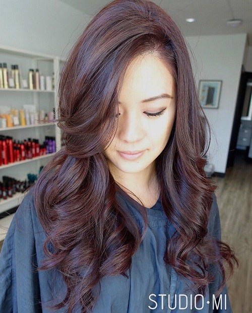 mahogany hair styles 20 gourgeous mahogany hairstyles hair color ideas for 1777
