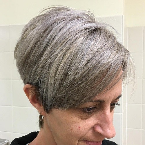 Awe Inspiring 20 Chic Wedge Hairstyle Designs You Must Try Short Haircut For Short Hairstyles For Black Women Fulllsitofus