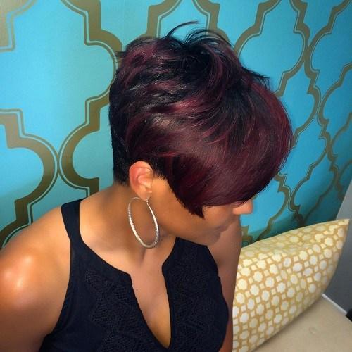 20 Chic Wedge Frisurentwürfe, die Sie versuchen müssen