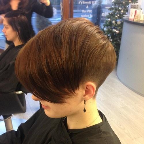 Phenomenal 20 Chic Wedge Hairstyle Designs You Must Try Short Haircut For Short Hairstyles Gunalazisus