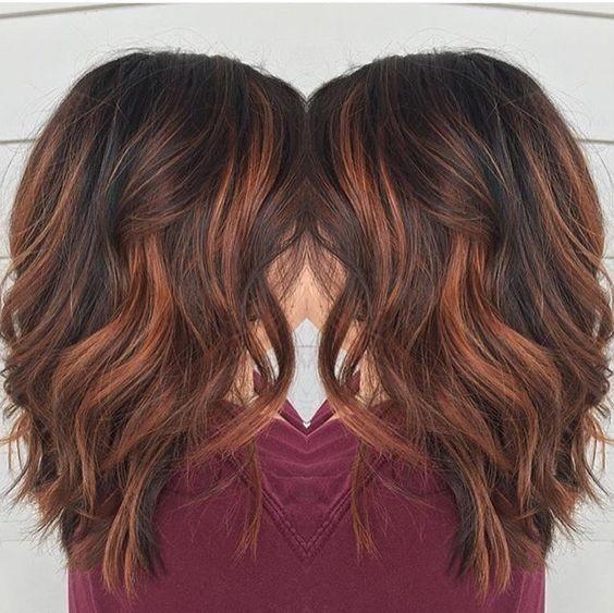 20 schöne Haarschnitte mittlerer Länge für deinen nächsten Look