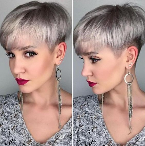 chice-pixie-haircut-short-hair-color-ideas